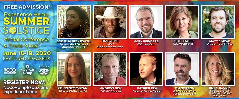 Summer Solstice Speakers